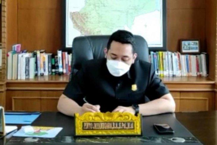 Pinto Jayanegara Abidin hadiri Musrenbang RKPD Kabupaten Merangin