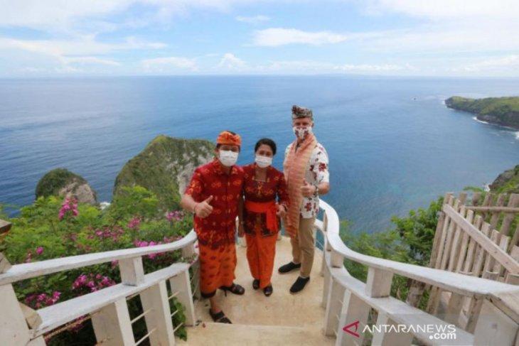 Dubes Kanada kunjungi Nusa Penida