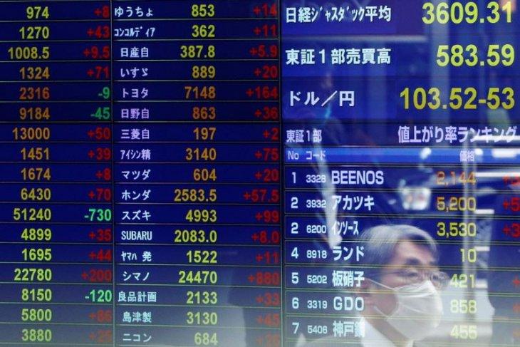 Saham Asia diperkirakan naik, fokus bergeser ke PMI China