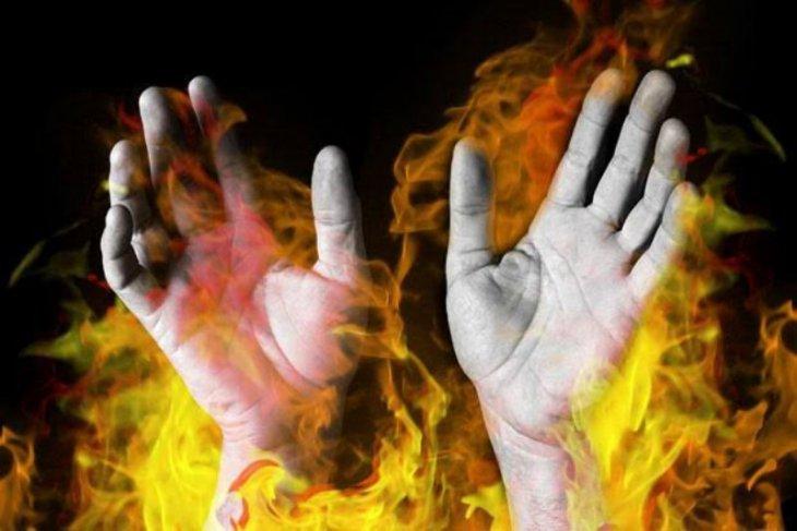Satu korban tewas dalam musibah kebakaran di Medan