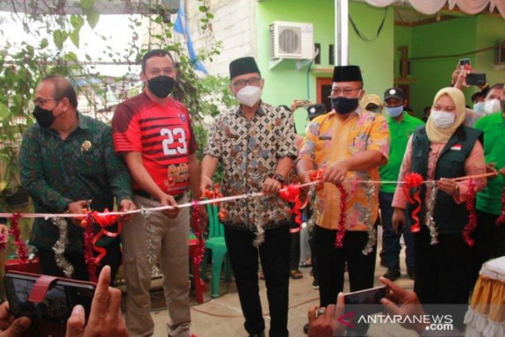 Pemkot Bekasi meresmikan koperasi produsen pegiat maggot