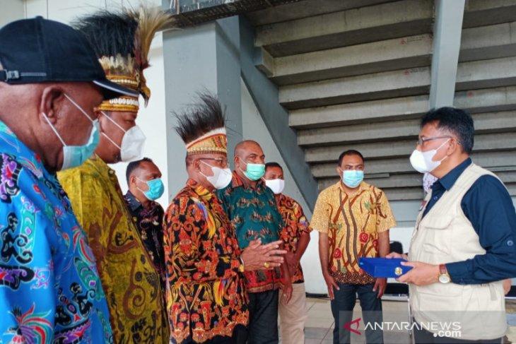 Pemkot Bekasi menerima kunjungan silaturahmi Ikatan Keluarga Besar Papua