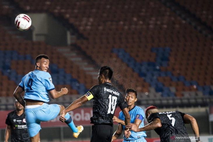 Piala Menpora: RD kecewa Madura United gagal raih tiga poin
