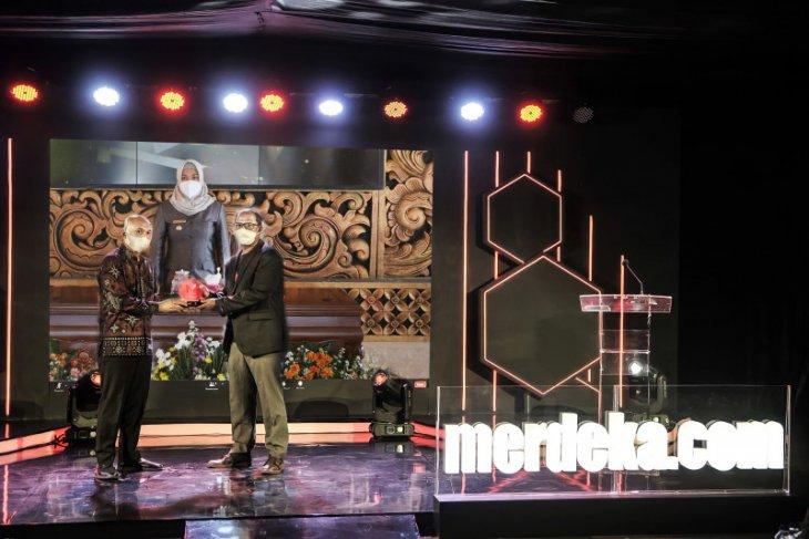 Kota Mojokerto raih Merdeka Award kategori program inspiratif UMKM di masa pandemi