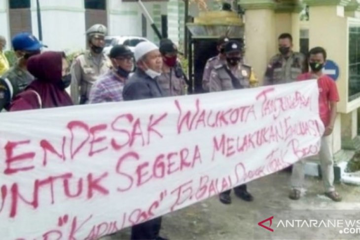 DPRD Tanjungbalai desak Pemkot batalkan nota kesepakatan dengan BPJS Kesehatan