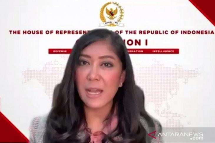 Meutya Hafid dukung TNI AD hapus tes keperawanan