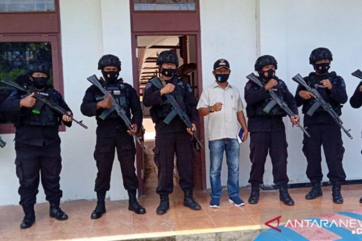 Polres Teluk Wondama siapkan personil amankan PSU Pilkada