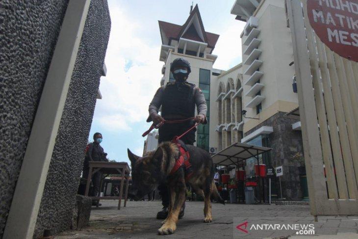 Antisipasi aksi teror saat Paskah, Polda Jatim lakukan patroli skala besar