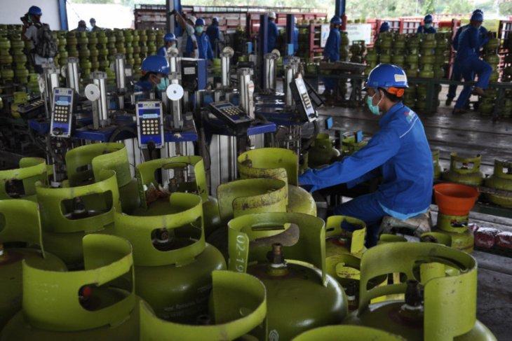 Pertamina jamin BBM-LPG di Bali aman pasca-Balongan