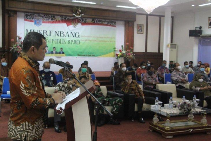 Pemkab Paser gelar Musrembang RKPD tahun 2022