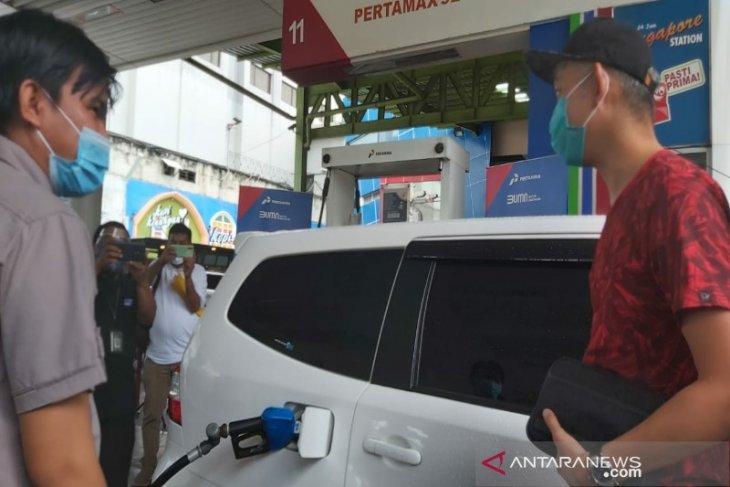 Pertamina naikkan harga BBM non subsidi di Sumut