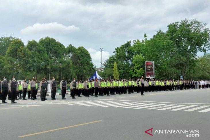 742 personel Poresta Pontianak amankan perayaan Paskah