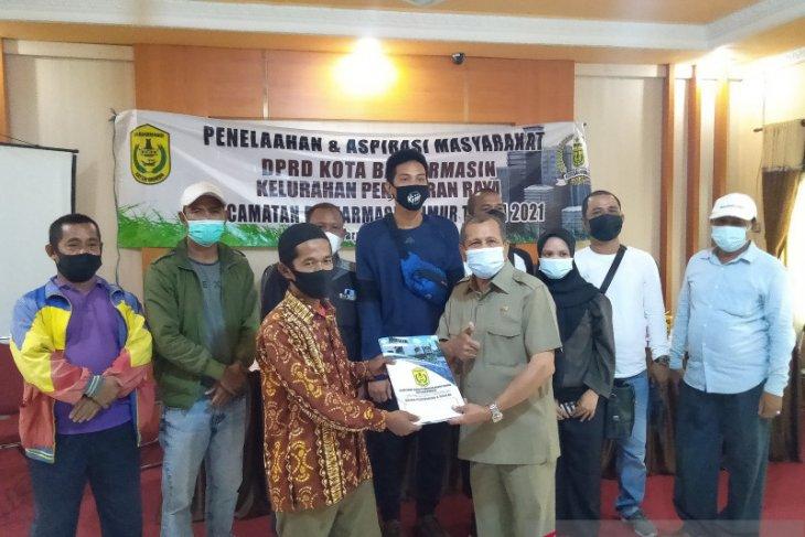 Legislator Banjarmasin: perbaikan infrastruktur akibat banjir aspirasi utama warga