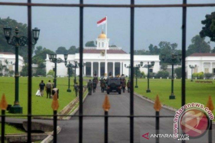 Pengamanan Istana Bogor diperketat antisipasi terorisme