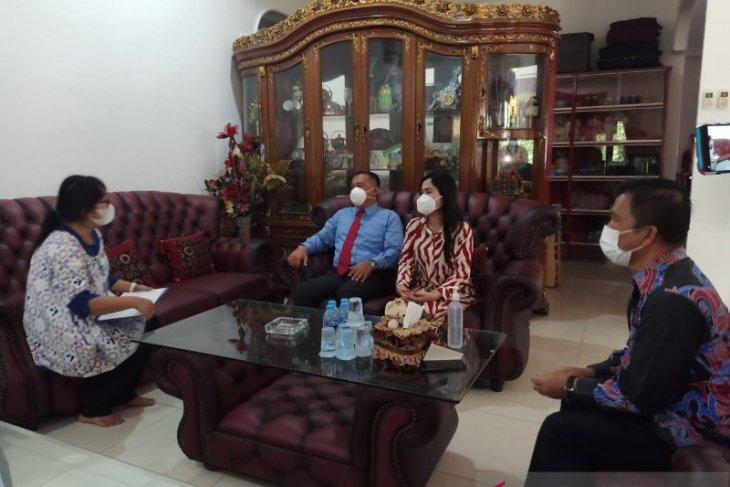 Bupati sasaran pertama Pendataan Keluarga 2021 BKKBN Bengkayang