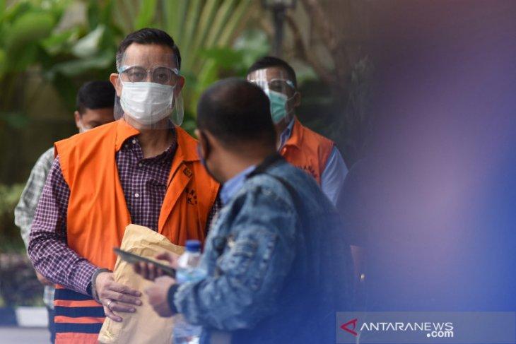 Mantan Mensos Juliari Batubara segera disidang perkara korupsi