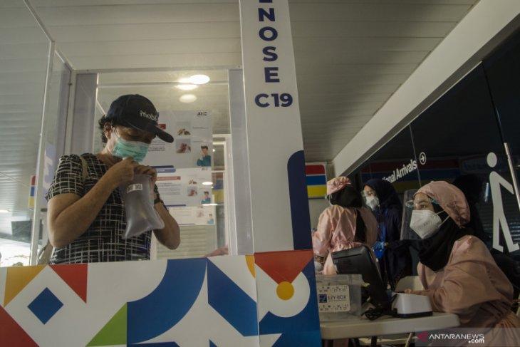 GeNose C19  digunakan di empat Bandara mulai 1 April 2021