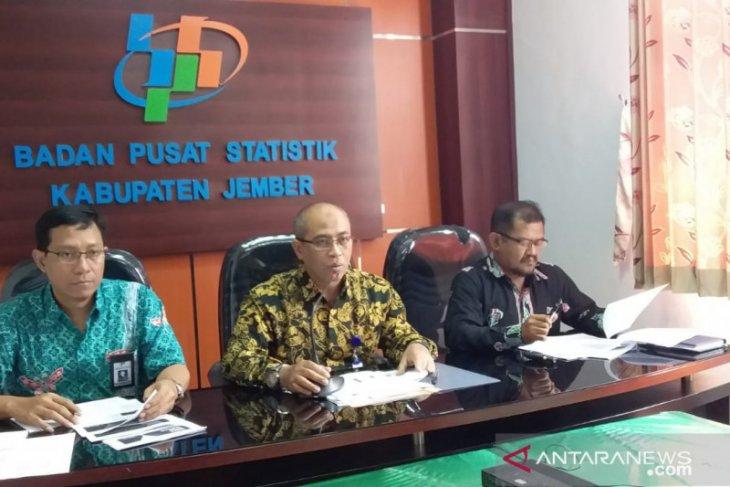 Inflasi Jember pada Maret tertinggi se-Jawa Timur