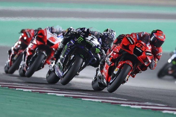 Vinales berusaha jaga momentum MotoGP di Sirkuit Losail