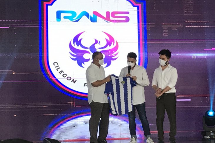 Raffi Ahmad investasi Rp300 miliar untuk Cilegon FC