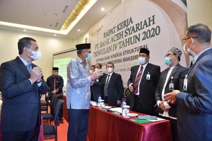Entitas palsukan izin OJK, bukan PT Bank Aceh Syariah (BAS)
