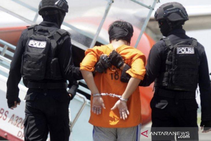 Mabes Polri benarkan penangkapan terduga teroris di beberapa provinsi