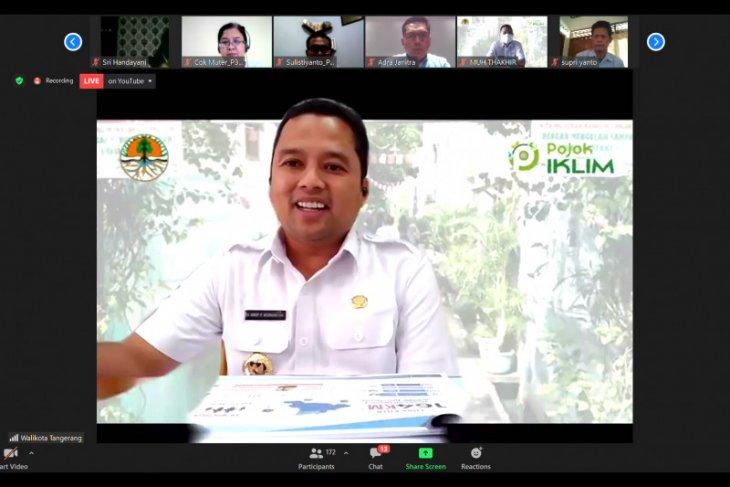Sebanyak  115 RW di Kota Tangerang terapkan program kampung iklim