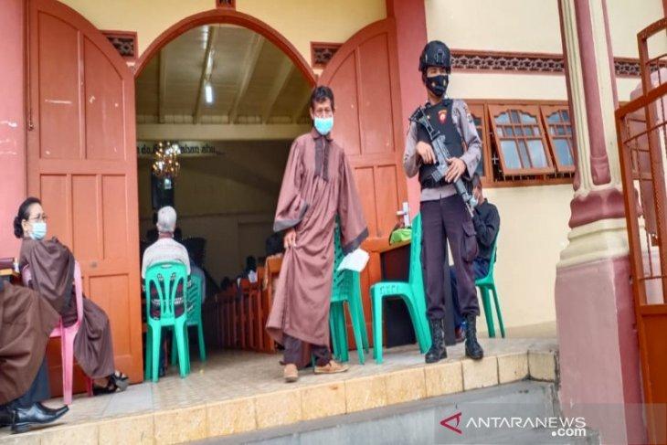 TNI Polri perketat pengamanan kebaktian Jumat Agung antisipasi gerakan teroris