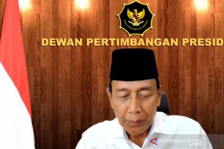 Pesan Wiranto,  Mathla'ul Anwar tak terjebak politik praktis