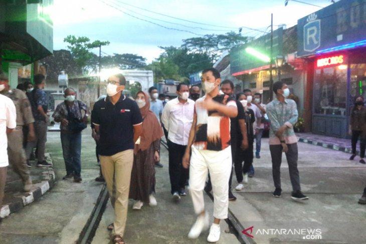 Sandiaga ingin Studio Alam Gamplong Yogyakarta cetak sineas peraih Piala Oscar