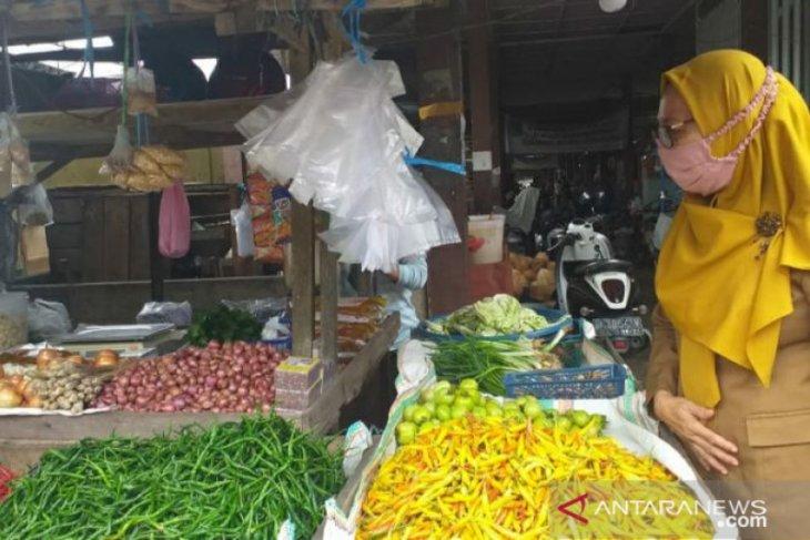 Harga cabai rawit di Belitung turun jelang Ramadhan