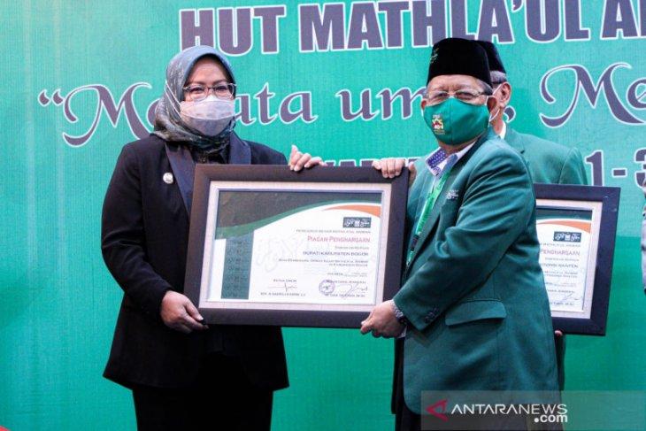 Ade Yasin libatkan Mathla'ul Anwar untuk wujudkan program Bogor Berkeadaban
