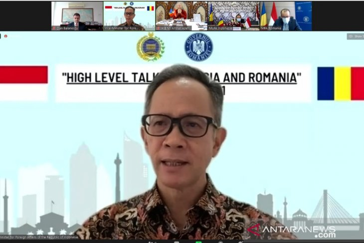 Indonesia, Romania agree to boost trade, investment cooperation