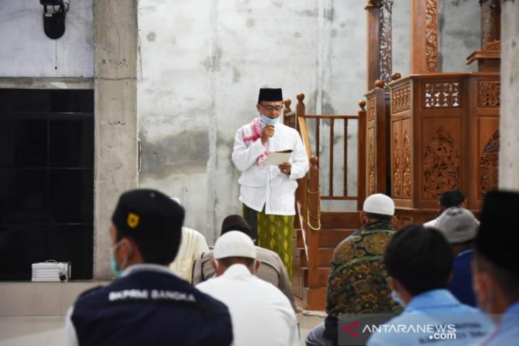 Wabup Bangka apresiasi gerakan