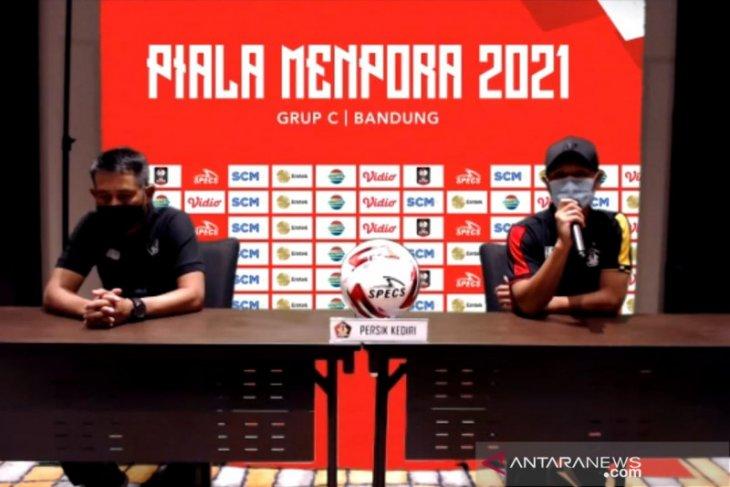 Piala Menpora: Persik Kediri siapkan strategi khusus hadapi Madura United