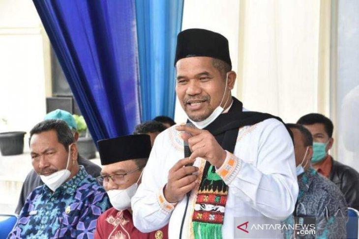 Raih Predikat B SAKIP Award, Bupati Sarkawi: Tahun depan target kita Predikat BB