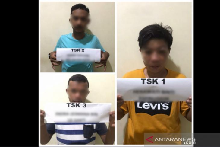 Polisi tangkap dua mahasiswa dan seorang wanita pengedar sabu