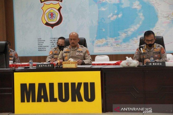 Kapolda Maluku  Polsek ujung tombak Polri pelihara kamtibmas