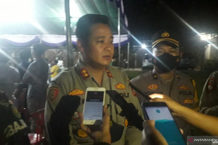 Polres Bangka Tengah deteksi dini potensi teror