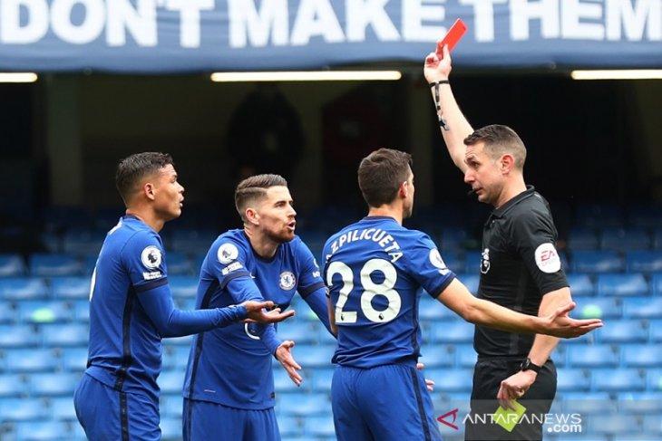 Liga Inggris, Chelsea dipermalukan West Brom
