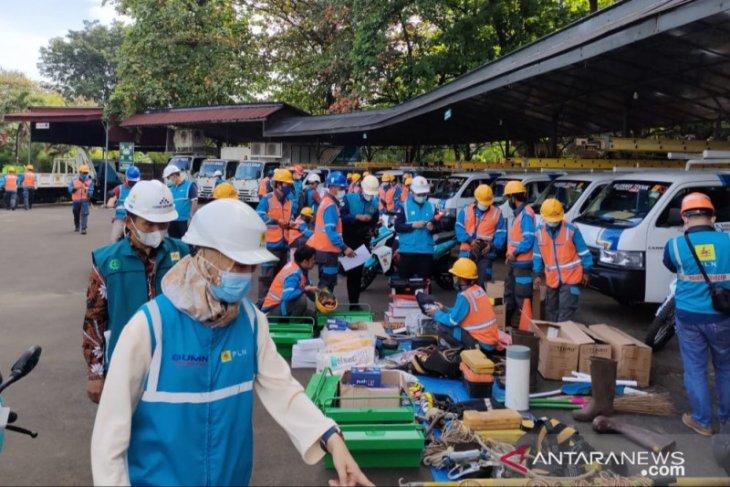 PLN Bekasi siagakan 180 personel amankan pasokan listrik hingga Idul Fitri