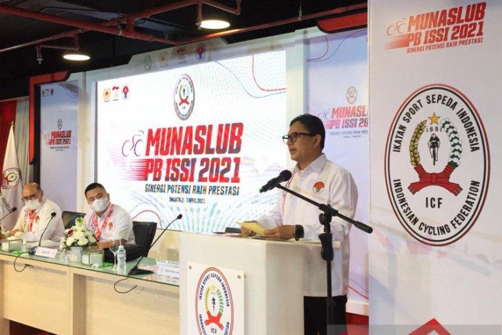 Kapolri Listyo Sigit Prabowo jadi ketua PB ISSI 2021-2025