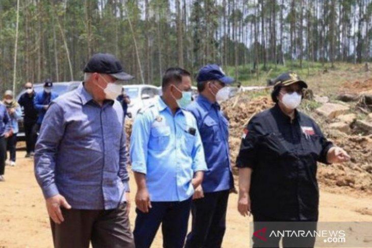 Pemerintah pastikan penataan IKN tak mengganggu konservasi hutan lindung