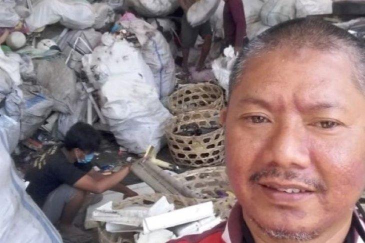 Berkat sampah, Ibnu bisa belajar sambil berwisata ke Bali