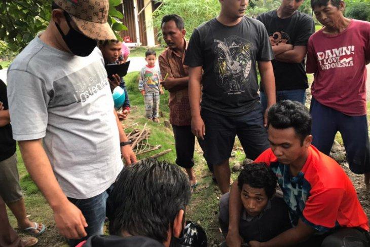 Polres Pasaman Barat tangkap seorang tersangka  pengedar sabu-sabu