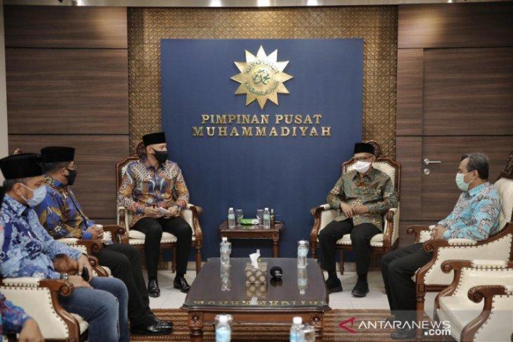 AHY dan Ketum PP Muhammadiyah bertemu bahas empat hal