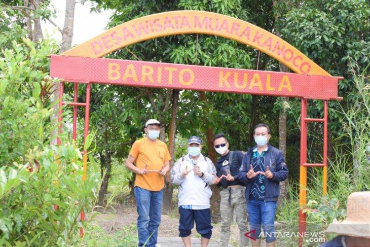 Pemkab Batola gandeng SBI kembangkan wisata Desa Muara Kanoko dan Pulau Curiak