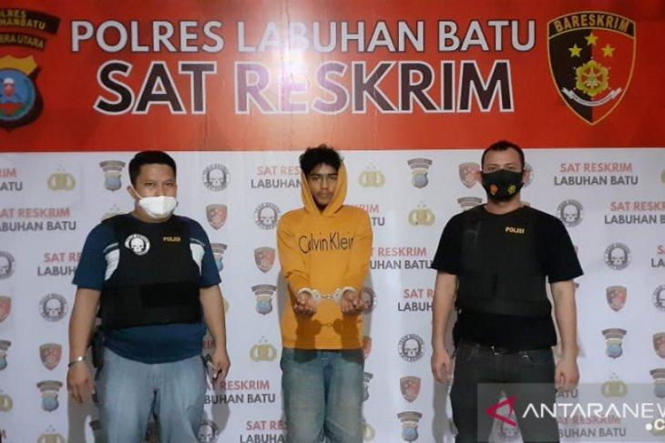 Polisi ringkus perampas gawai bocah di Labuhanbatu