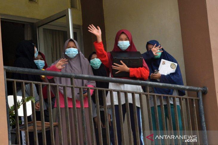 Pasien sembuh COVID-19 di Indonesia bertambah 6.349, positif 5.702 orang