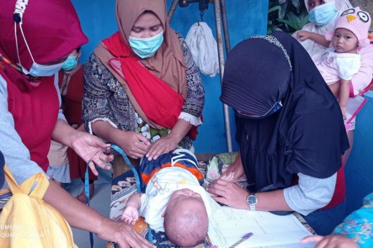 Relawan Posyandu di Kabupaten Lebak cegah stunting